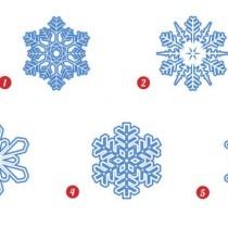 Какъв подарък ви е подготвила Съдбата за февруари-Изберете снежинка-Една от тях е на пари