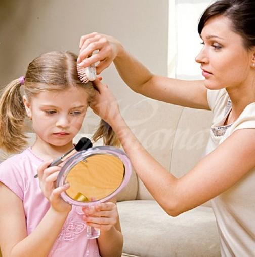 Кои майки имат палави и невъзпитани дъщери
