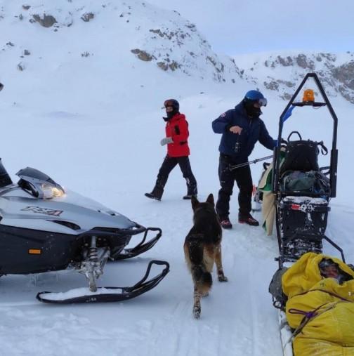 42-годишна жена оцеля повече от 20 часа при -20 градуса над Седемте езера-Ето развръзката