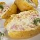 Печени картофки с божествена плънка - крехки и пръхкавки, пълнят устата с вкус: