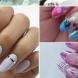 19 изтънчени идеи за маникюр в розово и синьо