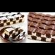 Копринено мека шахматна торта - сладко изкушение до последното квадратче! Съблазнително кремообразна: