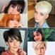 12 страхотни идеи тънък филиран бретон за различни форми на лицето