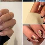 Основните тенденции в маникюра за къси нокти 2021