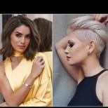 6 бисера на красотата завладяват 2021 година - хит-парад на модерните прически (Снимки):