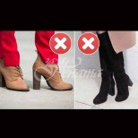 5 модела обувки, които са толкова старомодни, че веднага ще ти лепнат етикета