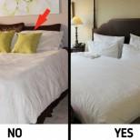14 предмета, които правят спалнята ви претрупана, кичозна и изглеждаща евтина (снимки)