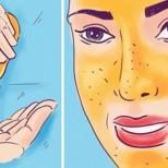 Капнете 5 капки върху ръката си и намажете лицето си, за да изтриете бръчките и дефектите за 15 дни