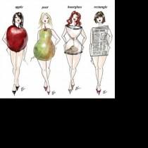 Знаете ли тези малки тайни според формата на тялото ви, никога няма да качите излишни килограми