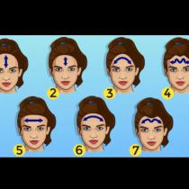 Размерът и формата на челото разкриват неочаквани истини за теб: