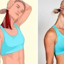 Аз лично започнах да правя 4 упражнения за схванат врат - И главата спря да ме боли и врата!