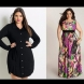 10 модела рокли за Рубенсови дами, които скриват коремчето и стесняват силуета (Снимки):