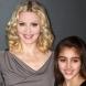 Порасналата дъщеря на Мадона тръгна по нейните стъпки - Лурдес заголи плът в мрежата (Снимки):