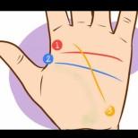 Имате ли на дланта си буква Н? Тогава след 40-те съдбата ви ще направи остър завой: