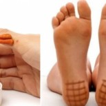 Намазвам с йод стъпалата и лекувам много заболявания