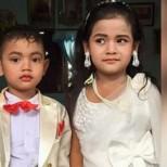 5-годишни деца се ожениха