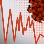 Драстичен спад в случаите на COVID-19 по целия свят