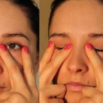 Ефективен дори след 40-Начини за премахване на бръчките около очите