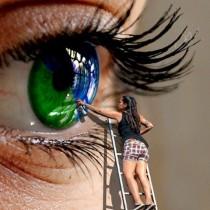 Какво ще каже формата на очите за характера на жената-Кръгли, бадемови, с ъгли надолу, наклонени