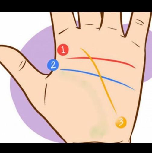 Виждаш ли на ръката си буква Н? Честито! След 40-те съдбата ти ще направи остър завой: