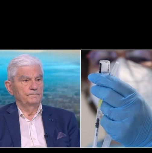 Акад.Петрунов посочи кога най-рано след препболедуване на Ковид можем да се ваксинираме: