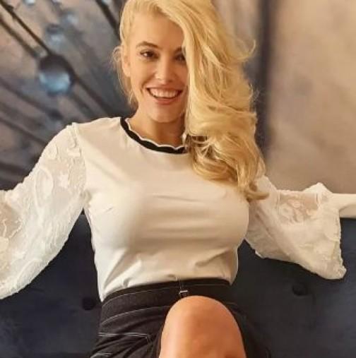 Ето как изглежда днес Ева Веселинова в напреднала бременност
