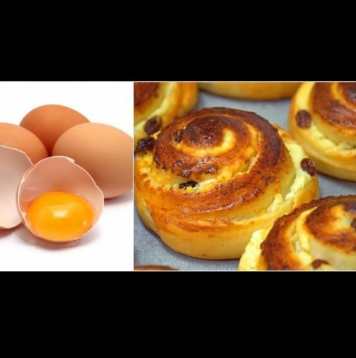 Ето с какво да замениш яйцата в рецептите, без да има разлика във вкуса: