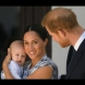 Принц Арчи изненада родителите си с първата си думичка - никога няма да ви хрумне каква е! (Снимки):