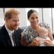 Принц Арчи одра кожата на Хари - вижте порасналия червенокоско (Снимки):