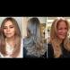 Прическа Стълба на дълга коса - варианти (Снимки):