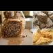 Ред кори, ред орехи, ред халва и става неземна вкусотия! Шербет баница с тахан халва: