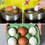 Всички го правим с варените яйца, за да се белят лесно, но има още по-хитър трик: