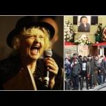 България се сбогува с Царицата на комедията - стотици чакаха на опашка, за да се простят с Татяна Лолова (Снимки):