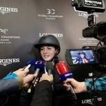 Дъщерята на Петр Келнер-Анна-Баща ми е милиардер, но с кон мога да скачам аз!