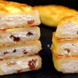 100 пъти по-вкусни от чийзкейк-Крема сирене, яйца, мляко, стафиди-За минути става!