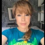 Мира Добрева се появи с бинтована глава (Снимки):