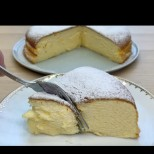 Ангелска торта с кисело мляко БЕЗ БРАШНО - 100% удоволствие почти без калории: