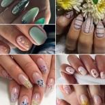 22 красиви маникюри с декорации и цветя, които ще пожелаете отново