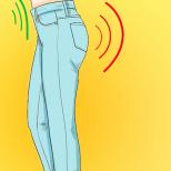 Едновременно се премахва корема и се заобля дупето - техниката на въздушния стол ще ви помогне