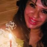 Ето тортата на Анита Мейзер и рождения й ден-Видео