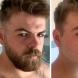 20 мъже с и без брада, грандиозна трансформация (снимки)