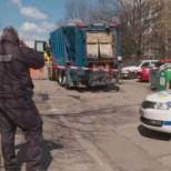 Почина жената, блъсната от боклукчийски камион в Люлин