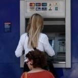 Не изхвърляйте бележката от банкомата, съдържа важни данни