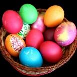 Как се съхраняват боядисаните яйца, за да изтраят по-дълго време: