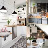 Сладурски малки кухни - дизайн (Снимки):