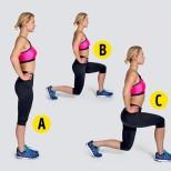 5 упражнения у дома за секси и стегнато дупе (снимки)