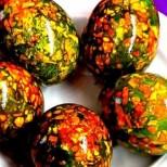 Нов начин за мраморни яйца за Великден