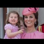 Принцеса Шарлот стана на 6 години - вижте порасналата красавица, одрала е кожата на Уилям! (Снимки):