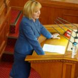 Колко струват тоалетите на дамите от парламента (снимки)