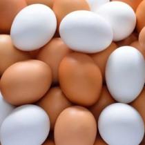 Когато имате кафяви, големи яйца и не искате да купувате малки бели, можете лесно да си ги избелите